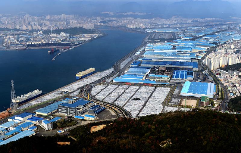 Hyundai Ulsan