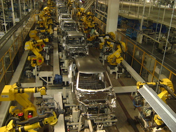 Suzuki plants in India are producing more vehicles than those in Japan