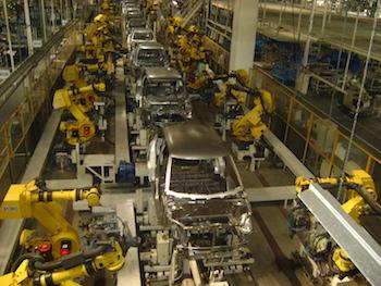 Las plantas de Suzuki en la India producen más vehículos que las japonesas