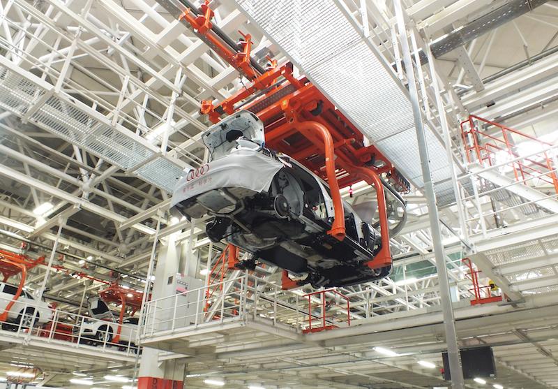 FAW Audi Changchun