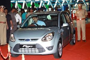 Figo, Ford Chennai