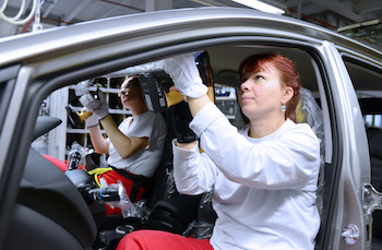 Unemployment levels have dropped in Slovakia, meaning that it may become harder for vehicle-makers to recruit suitable workers