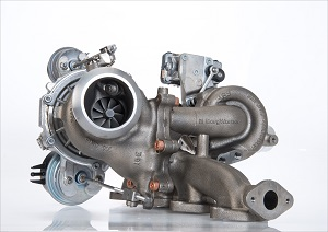 BorgWarner (R2S) turbocharger