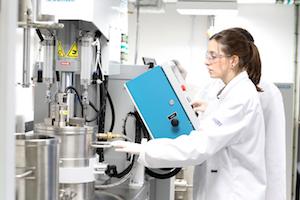 EV battery research, WMG
