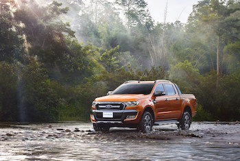 Ford Ranger, South Africa