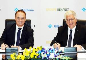 Renault and Al-Futtaim