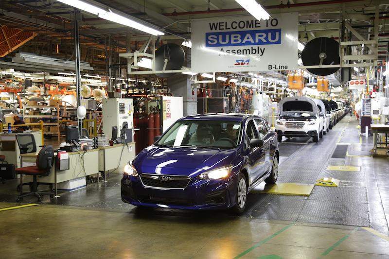 Subara of Indiana Automotive