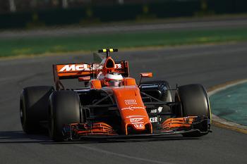 McLaren MCL32 Honda; copyright Glenn Dunbar/McLaren