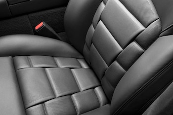 Adient's 'watchstrap' embossed seat design is one example where automated rather than hand stitching is required in the production process