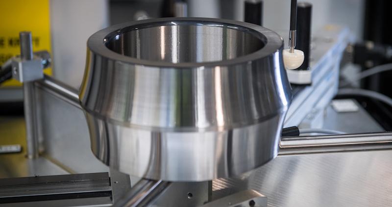 SRB inner ring measured