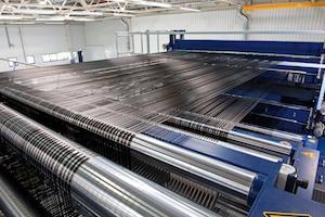 Carbon fibre, BMW Wackersdorf