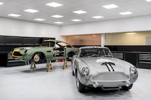 DB4 GT Continuation, Aston Newport Pagnell