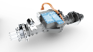 AVL electric vehicle E-axle system