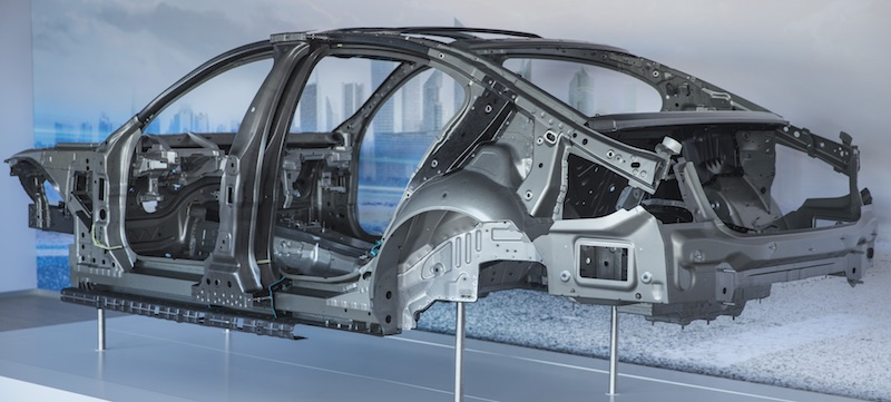 BMW 7 Series chassis
