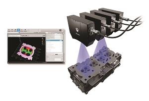 LMI 3D non-contact volume gauging