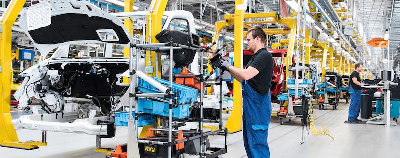 Mercedes-Benz Werk Ludwigsfeld