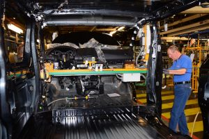 Vauxhall Luton Plant - Vivaro Production,