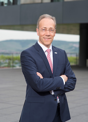 Stefan Assman, Head of Bosch Connected Industry