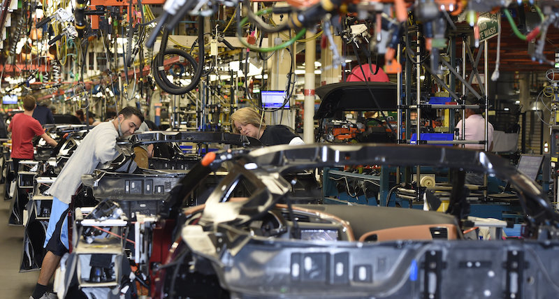 IATF-affiliated OEMs such as GM are transitioning plants to a new quality management standard before the current version expires