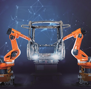 Cloos automated welding systems