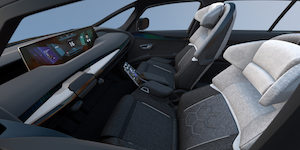 Renault Espace - Cockpit of the future by Faurecia