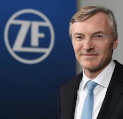 ZF Wolf-Henning Scheider new CEO