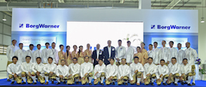 BorgWarner facility Thailand
