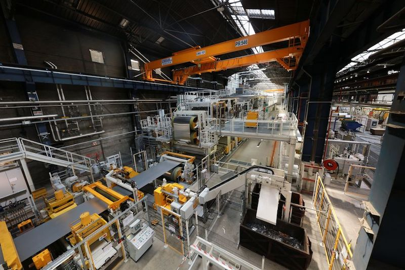 Constellium recently celebrated the 50th anniversary of its Neuf-Brisach plant in France