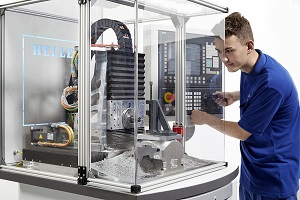 Heller training machining centre