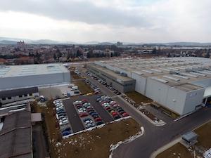 IAC new plant in Prestice
