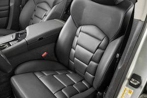 Adient Cadillac seats