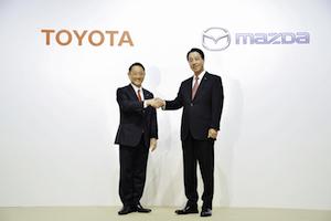 Toyota Mazda JV