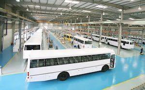 Ashok Leyland bus plant India copy
