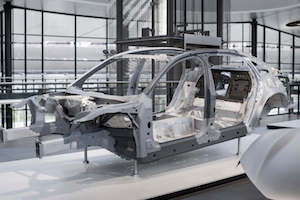 Audi Space Frame copy