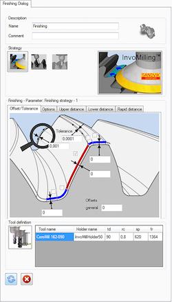 Sandvik Coromant InvoMilling software