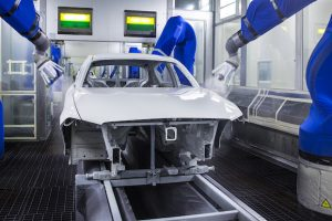 The paint shop at Leipzig is being expanded, while the bodyshop and assembly areas are also being upgraded. The work is due to finish in 2020