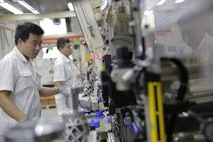GKN SDS JV manufacturing