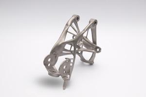 General Motors Autodesk 3D printing