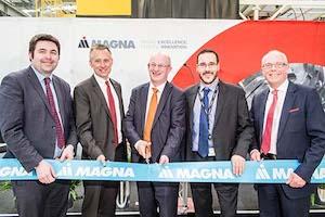 Magna and Cosma International Telford