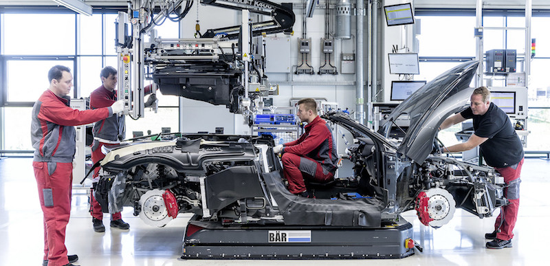 Audi production chief Peter Kössler will provide insights into strategy for the smart factory at the Automobil Produktion Congress in June