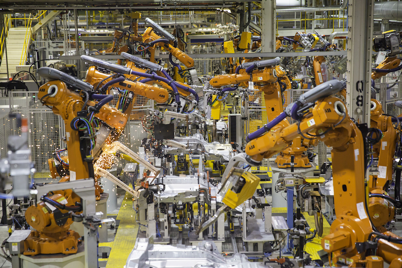 The OEM is investing in its Halewood plant to ready for the production of the new Evoque