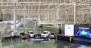 Mitubishi Motors Thailand 5m milestone copy