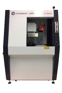 Coherent-ROFIN laser marking
