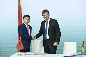 BMW and Great Wall in electric vehicle JV