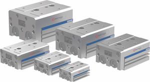 Destaco linear pneumatic table slides