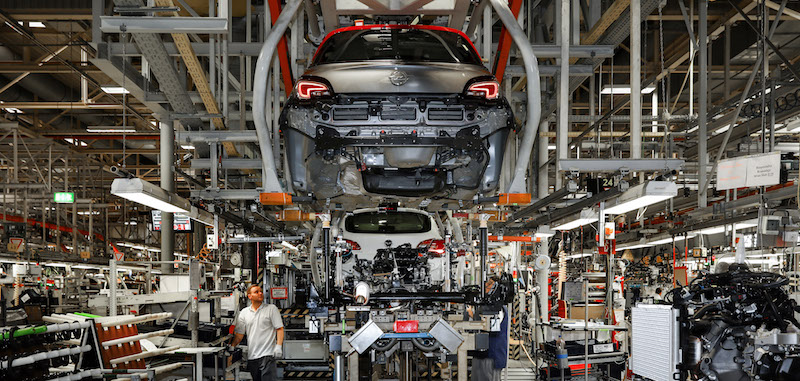 PSA wants to launch new SUV crossovers at both the Russelsheim and Eisenach plants