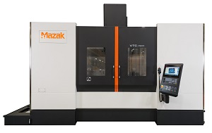 Mazak VTC-760C (SIEMENS control)