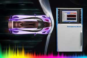 Versaperm multi-chamber mass-spectroscopy