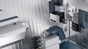Tornos SwissDeco machining centres