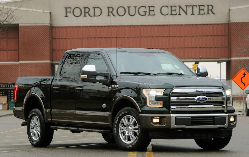 Ford rouge ext